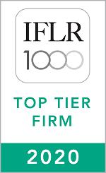 Top Tier Firm 2020